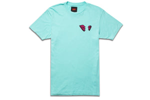 BROKEN HEARTS TEE MINT