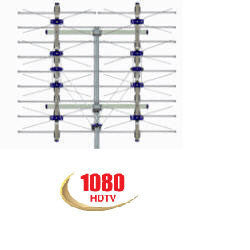 HDTV - UHF TV Grid Antenna for Extreme Deep Fringe Areas U8000-Antennas-Antennacraft-Jayso Electronics