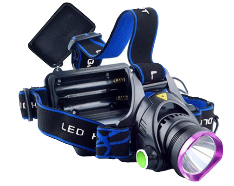 Rechargeable Adjustable High Intensity Head Lamp JLED-RHL1-LED Lighting-Various-Jayso Electronics