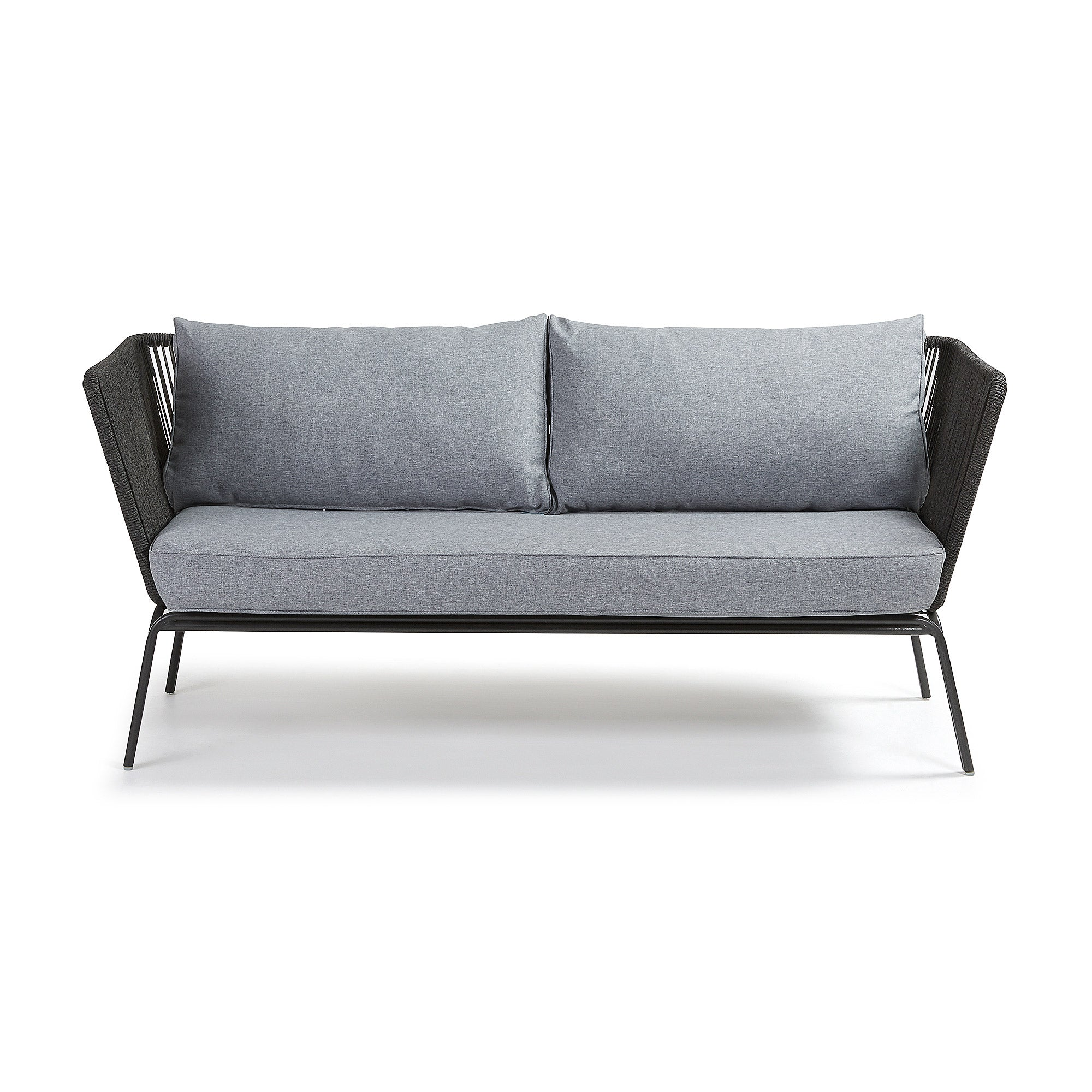 Asterick 3 Seater Patio Sofa