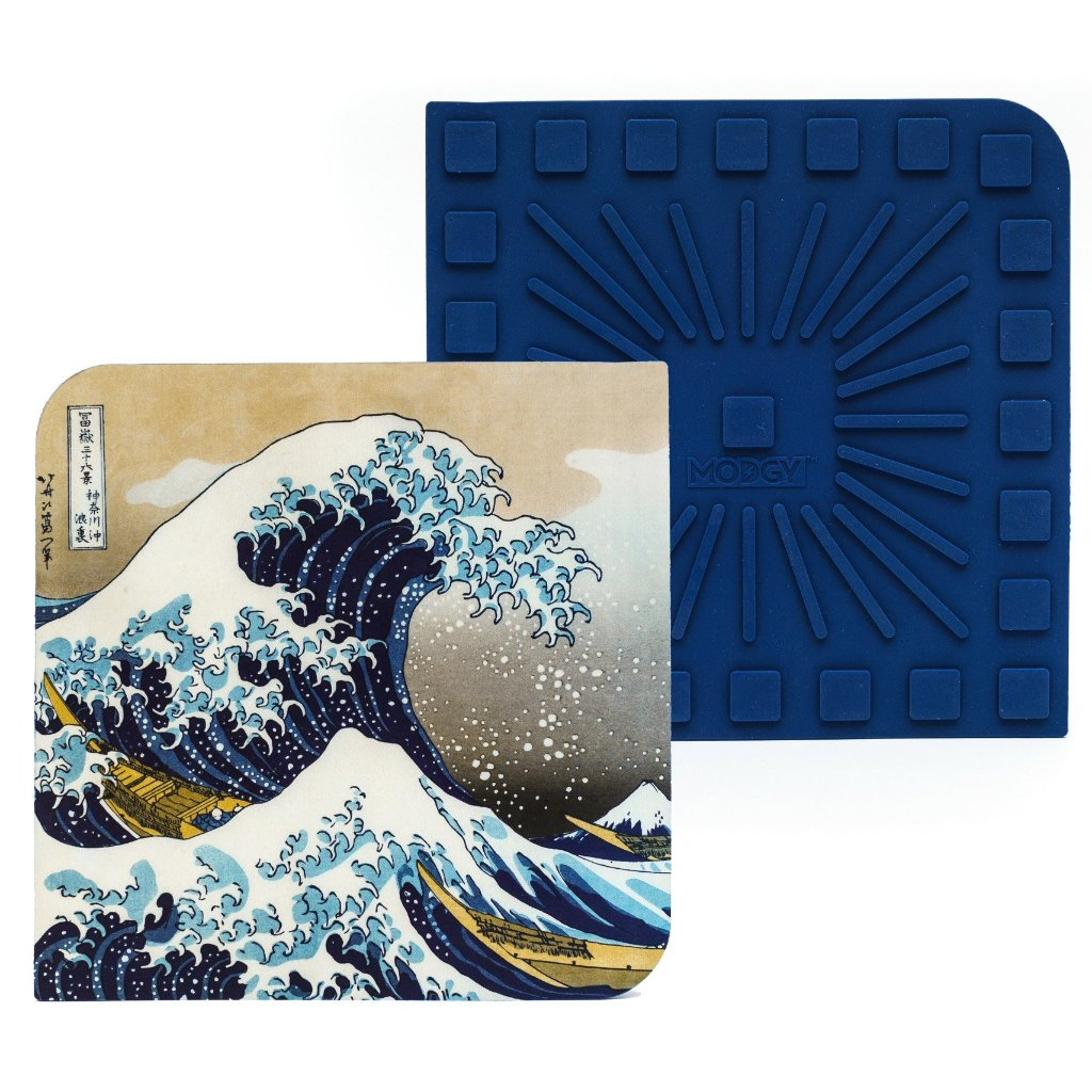 The Great Wave Trivet - Modgy