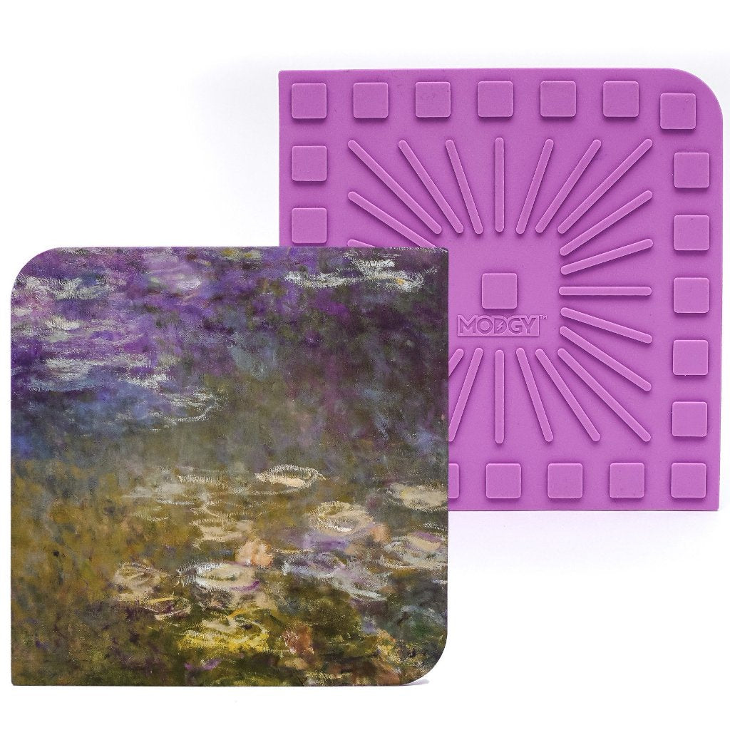 Water Lillies Trivet - Modgy