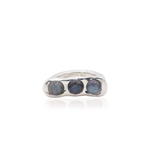 labradorite fashion jewelry sterling silver ring style accessories