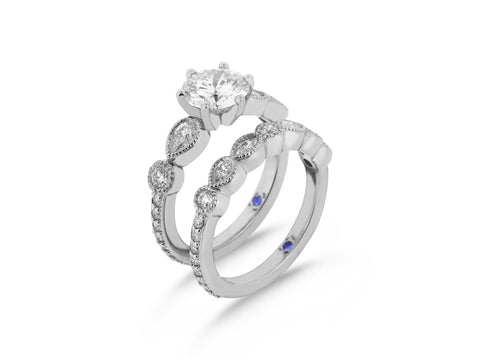 Perfection in Every Detail Daimond Ring