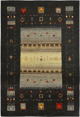 Gabbeh Hand-knotted Carpet