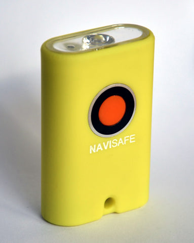 Navilight Mini Torch - Yellow - R