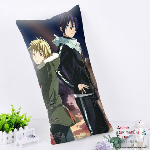 New Noragami Anime Dakimakura Rectangle Pillow Cover RPC178 - Anime Dakimakura Pillow Shop | Fast, Free Shipping, Dakimakura Pillow & Cover shop, pillow For sale, Dakimakura Japan Store, Buy Custom Hugging Pillow Cover - 1