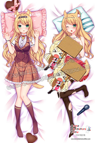New Maple - Nekopara Anime Dakimakura Japanese Hugging Body Pillow Cover H3747-B