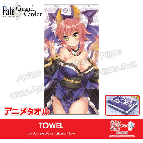 New-Tamamo-no-Mae-Fate-Grand-Order-Japanese-Anime-Soft-Quick-Dry-and-Highly-Absorbent-Towel-ADP-MJ170071