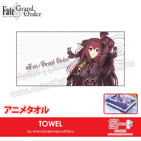 New-Scáthach-Fate-Grand-Order-Japanese-Anime-Soft-Quick-Dry-and-Highly-Absorbent-Towel-ADP-MJ170073