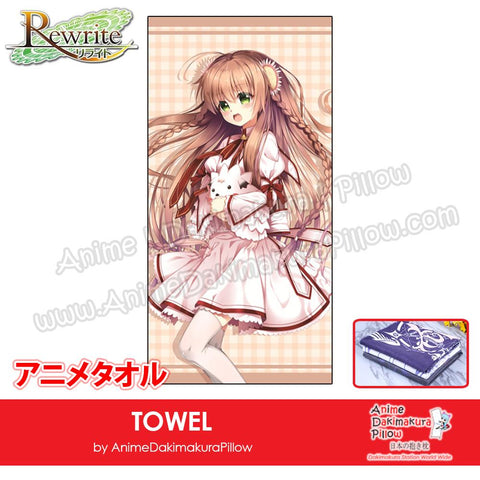 New-Kotori-Kanbe-Rewrite-Japanese-Anime-Soft-Quick-Dry-and-Highly-Absorbent-Towel-ADP-MJ170087