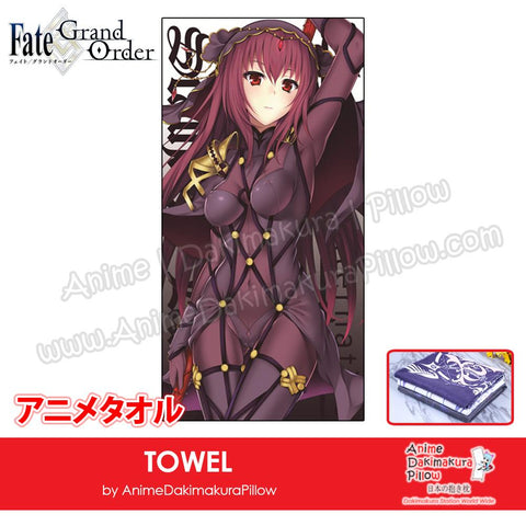 New-Scáthach-Fate-Grand-Order-Japanese-Anime-Soft-Quick-Dry-and-Highly-Absorbent-Towel-ADP-MJ170089