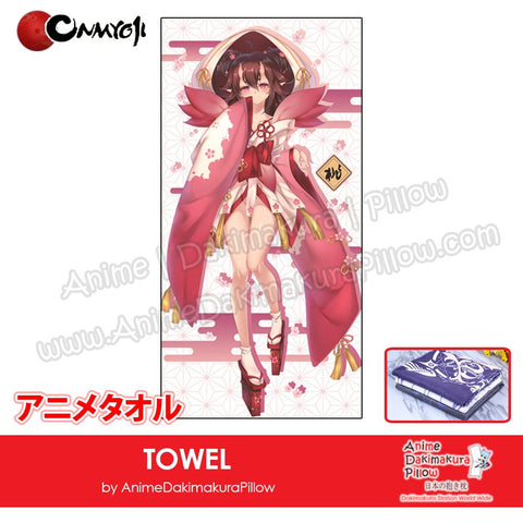 New-Onmyouji-Japanese-Anime-Soft-Quick-Dry-and-Highly-Absorbent-Towel-ADP-MJ170090