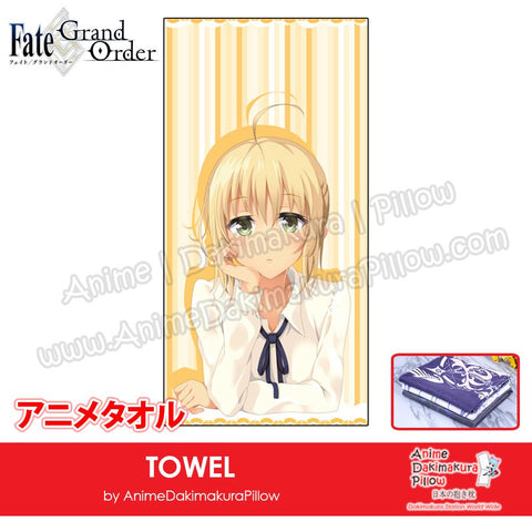 New-Saber-Fate-Japanese-Anime-Soft-Quick-Dry-and-Highly-Absorbent-Towel-ADP-MJ170095