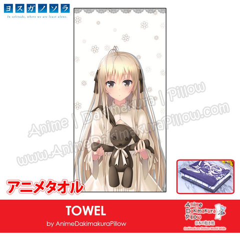 New-Sora-Kasugano-Yosuga-no-Sora-Japanese-Anime-Soft-Quick-Dry-and-Highly-Absorbent-Towel-ADP-MJ170099