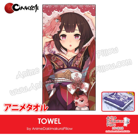 New-Onmyouji-Japanese-Anime-Soft-Quick-Dry-and-Highly-Absorbent-Towel-ADP-MJ170115