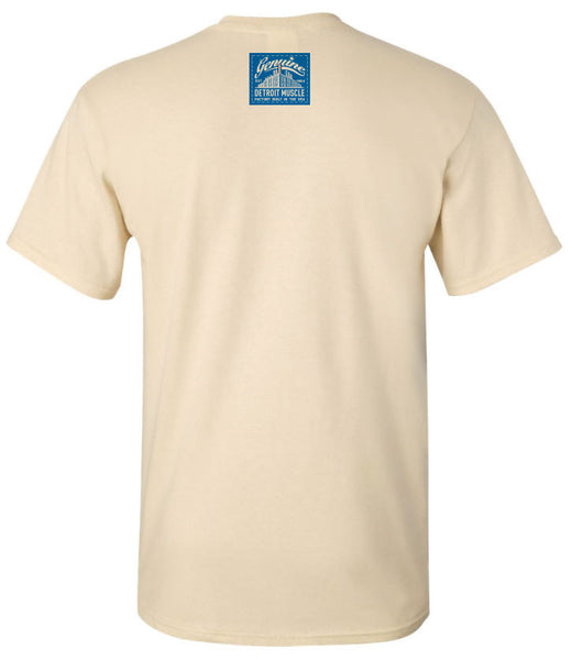 Horsepower T, Natural Color