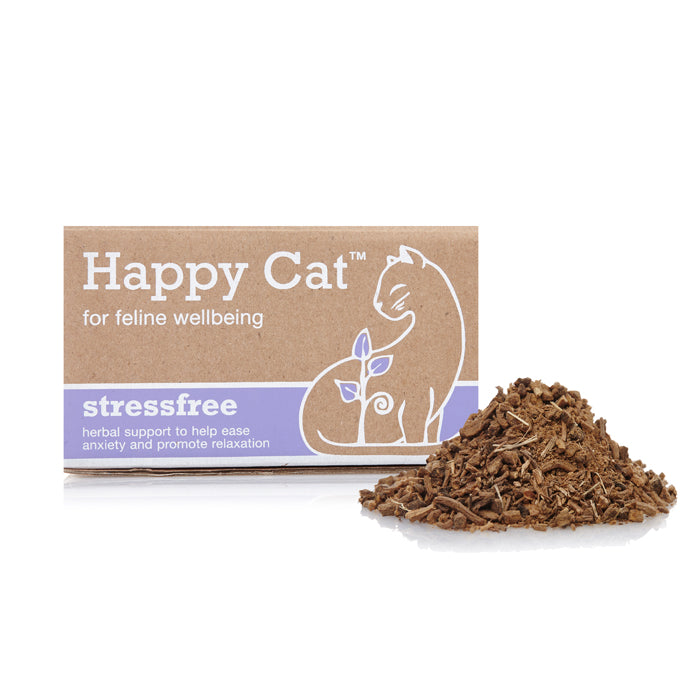Happy Cat stressfree Box