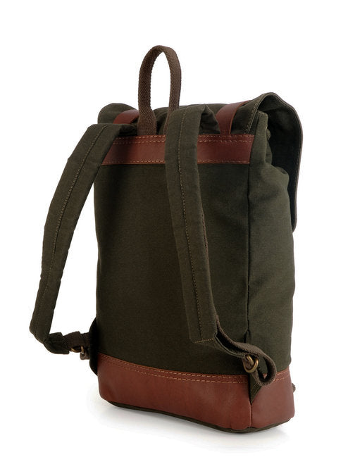 Phive Rivers Men's Green Backpack-PR1148