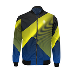 Mark Blue Bomber Jacket