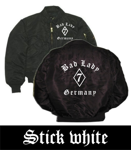 CWU-JACKE' BAD LADY GERMANY'