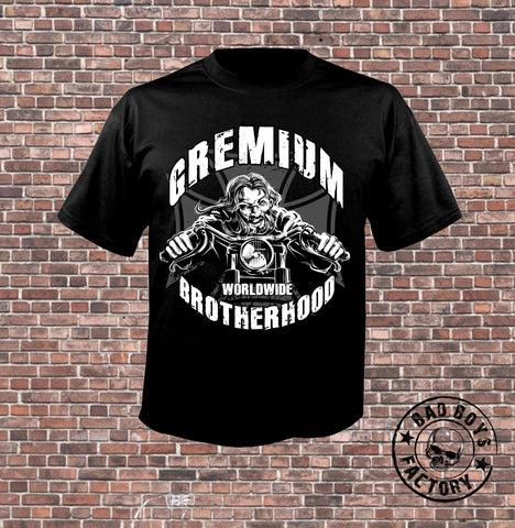 T-SHIRT 'GREMIUM-BROTHERHOOD'