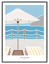 Load image into Gallery viewer, HOTEL IL PELLICANO