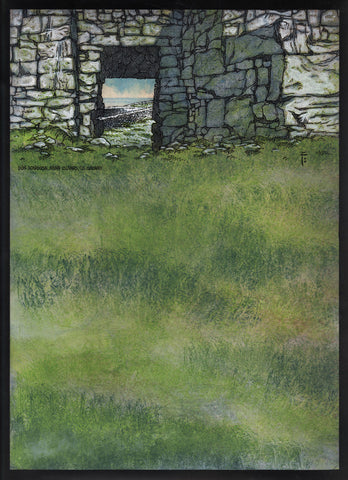 Dun Aongusa, Aran Islands - Green Gallery