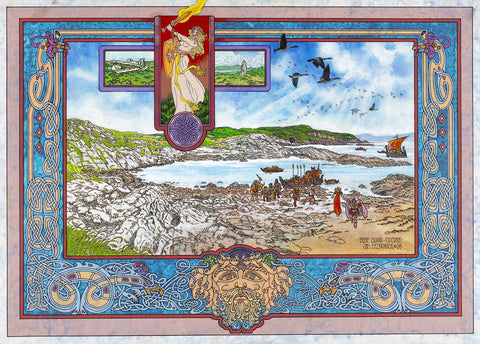 Bere Island by Jim FitzPatrick - Green Gallery