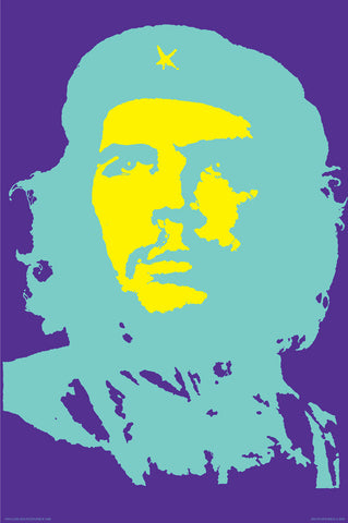'Viva Che' - Green Gallery
