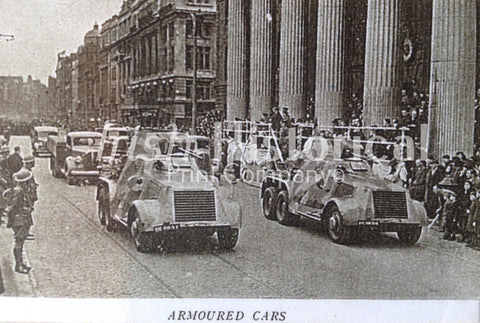 Armoured Cars - Green Gallery