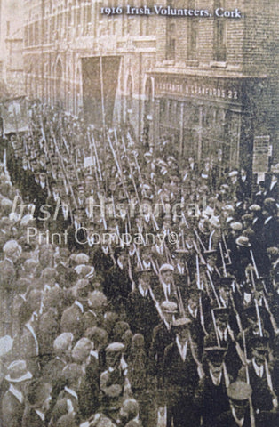 1916 Irish Volunteers, Cork - Green Gallery