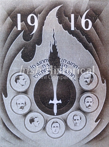1916 Poster - Green Gallery