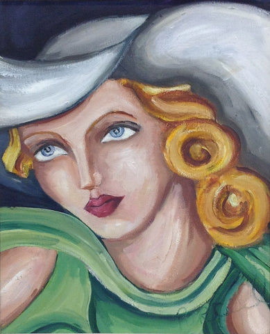'My Fair Lady' - Green Gallery