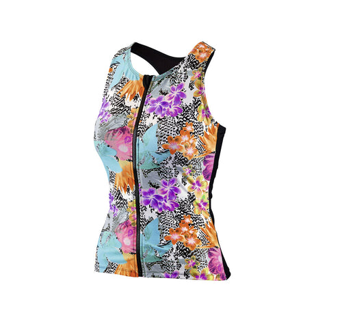 BESuit Top - Floral