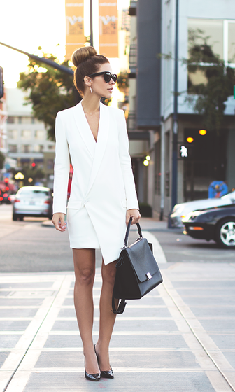 BLAZER DRESS - DRESS - Koogal.com.au