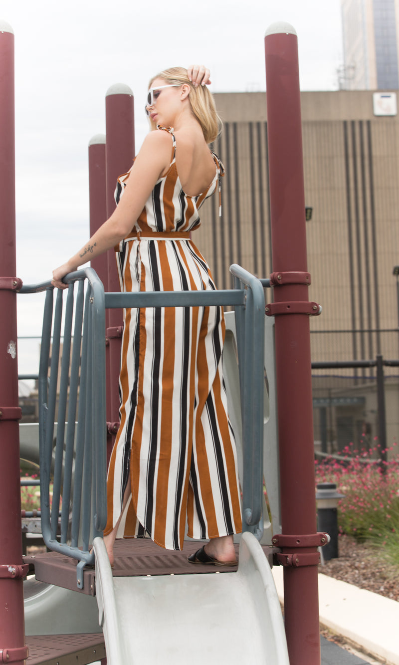 RAINBOW LONG JUMPSUIT - jumpsuit - Koogal.com.au