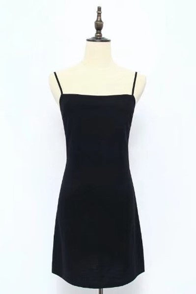 HARLEY TIE BACK MINI DRESS - DRESS - Koogal.com.au