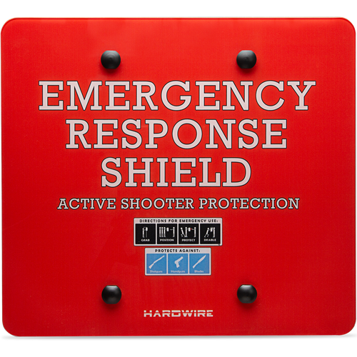 Emergency Response Shield Level 3A