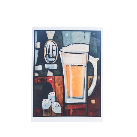 Good For What Ales You Greeting Card by Tim Nyberg