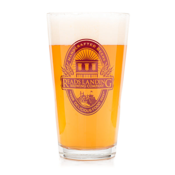 Reads Landing Brewing Pint Glass
