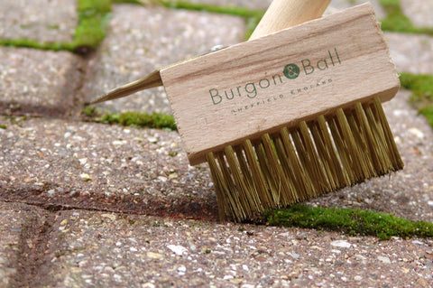 Belegningsstein kost (Miracle Block Paving Brush)