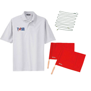 TASO Volleyball Shirt & Accessories Package