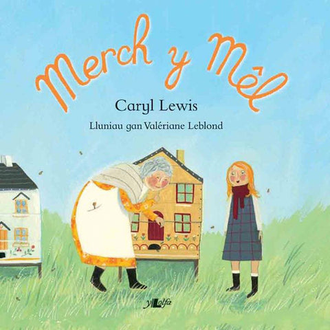 Merch y Mêl - Caryl Lewis-Book-The Welsh Gift Shop