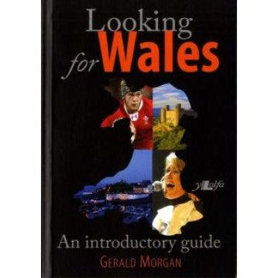 Looking for Wales - An introductory Guide-Book-The Welsh Gift Shop
