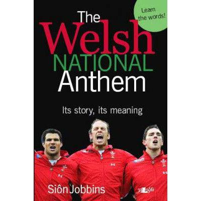 The Welsh National Anthem - Its story, its meaning-Book-The Welsh Gift Shop