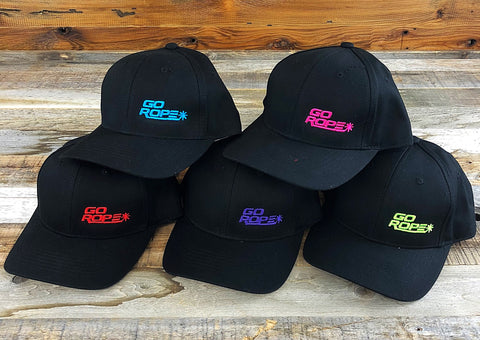 Youth Stacked Logo Hats
