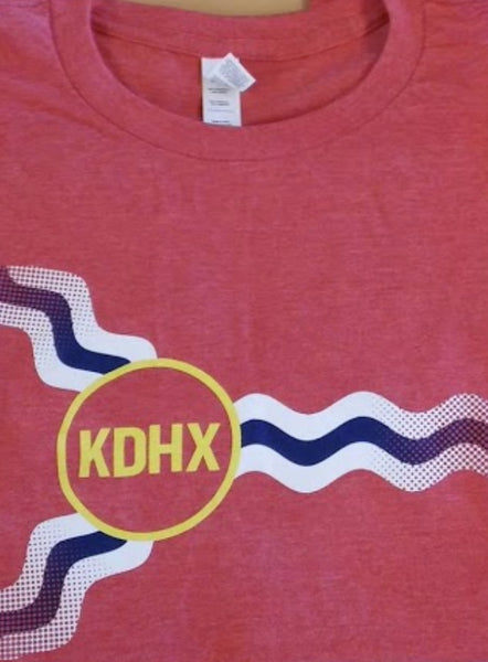 KDHX St. Louis Flag Shirt