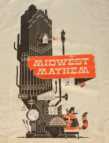 Midwest Mayhem T-Shirt