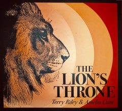 The Lion's Throne, Terry Riley & Amelia Cuni